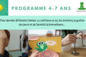 Programme 4-7 ans